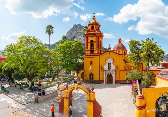 Bernal Queretaro, México