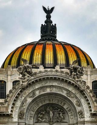 Palacio de Bellas Artes, CDMX, México