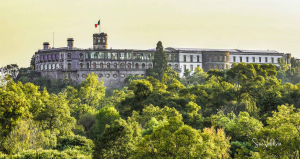 Castillo de Chapultepec, CDMX, México