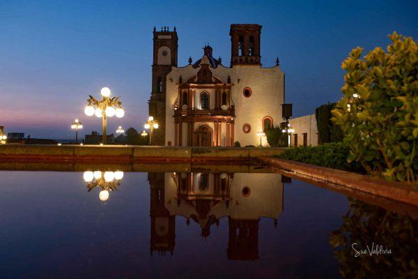 Parroquia Santa María Amealco, Queretaro