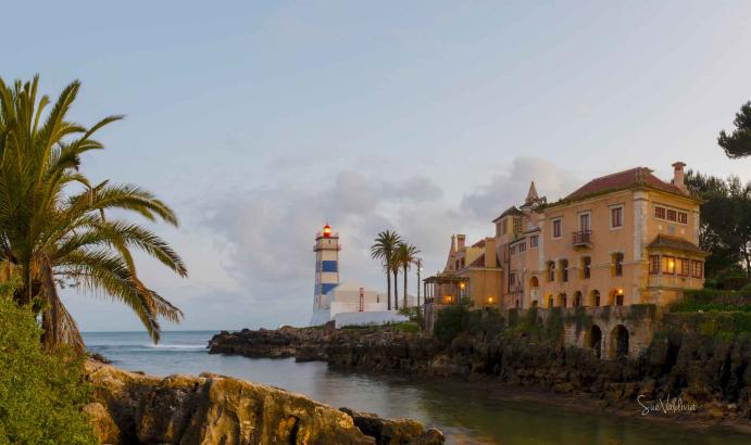 Faro de Santa Martha Cascais, Portugal